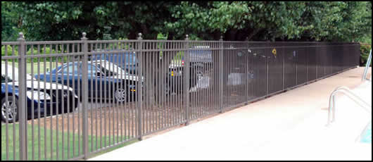 Residential Commercial Decorative Fence S And Installation Green Bay Wisconsin