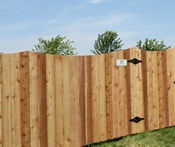 Fence Vinyl Wood Chainlink Privacy